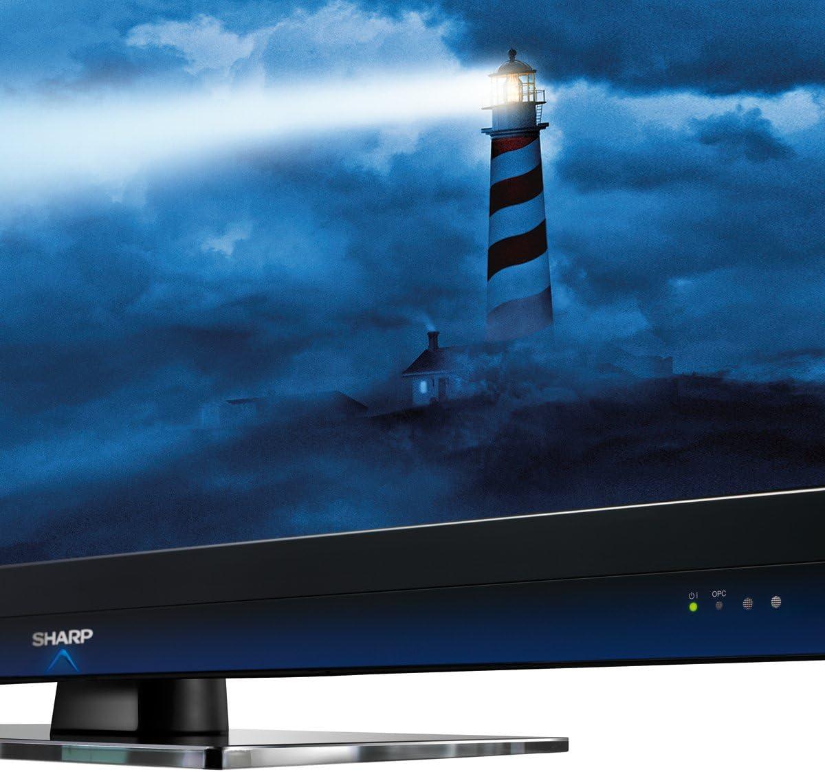 Sharp LC40LE700E- Televisión Full HD, Pantalla LCD 40 pulgadas: Amazon.es: Electrónica