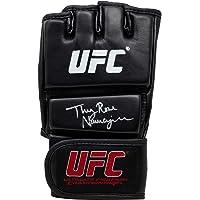 $109 » Thug Rose Namajunas Signed Black UFC Glove PSA/DNA