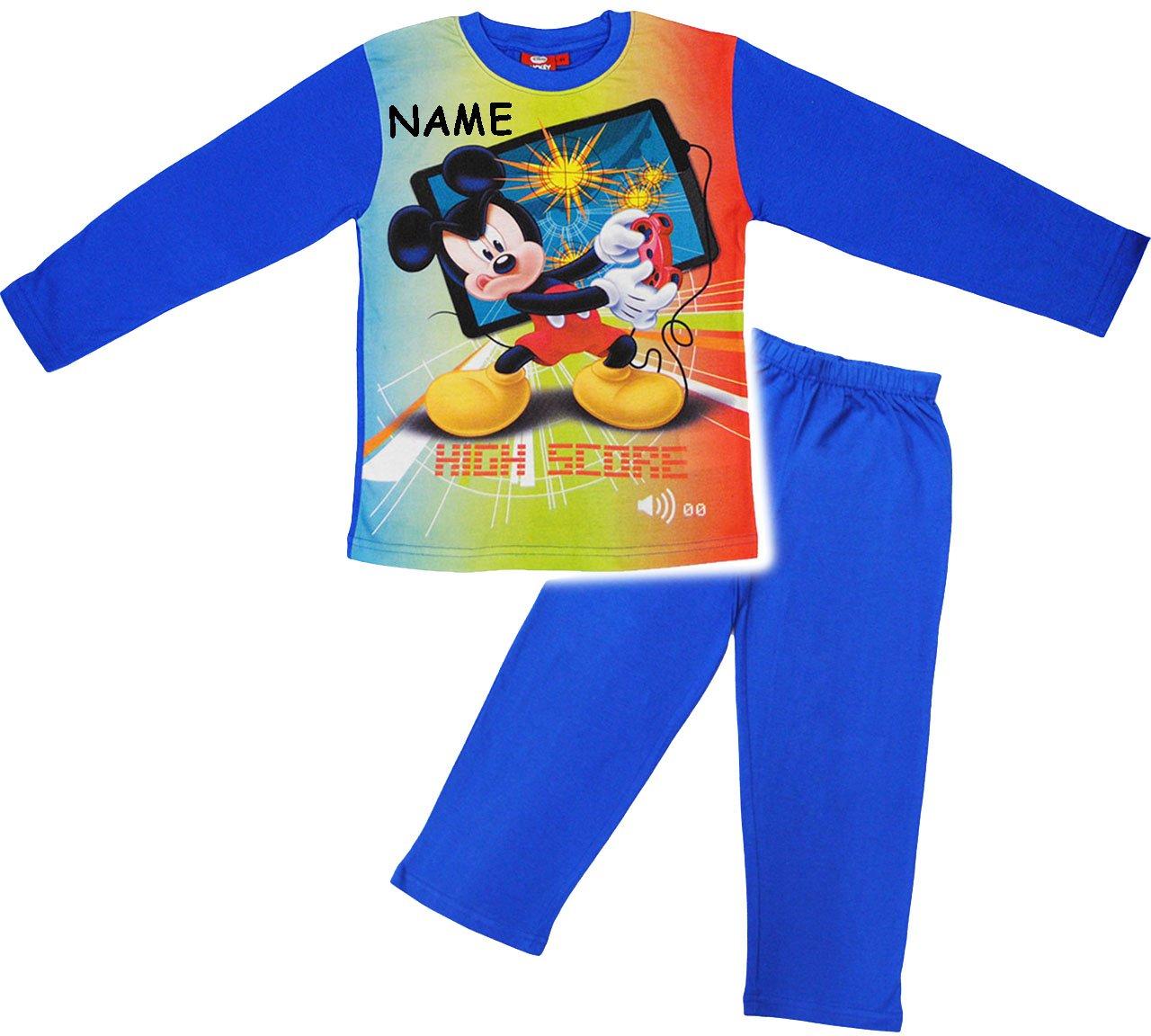 Langer Trainingsanzug // Sportanzug LAN.. Name 92 Gr alles-meine.de GmbH 2 TLG Disney Mickey Maus // Mouse Gr/ö/ße: 2 Jahre incl Set /_ Schlafanzug // Hausanzug // Pyjama