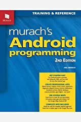 Murach's Android Programming (2nd Edition) Paperback