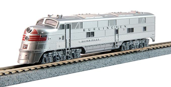 Buy Kato USA Model Train Products N Emd E5A Red Band CB&Q