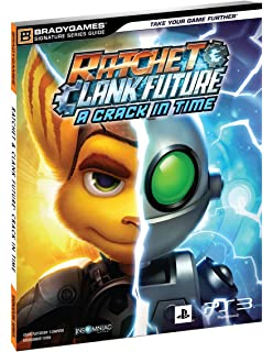 Ratchet Clank All 4 One Signature Series Guide Signature