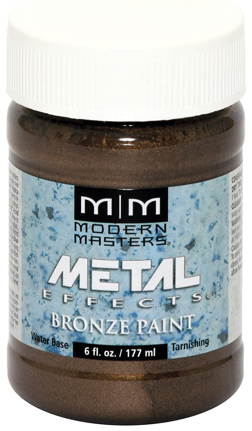 Modern Masters ME396-06 Reactive Metallic Bronze, 6-Ounce
