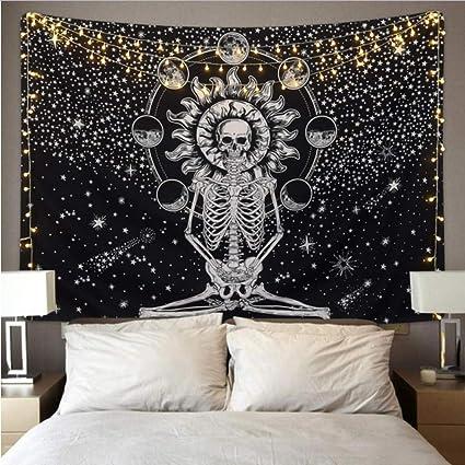 Papier peint déco mural 246300fw Nuit Lune abstraction et art
