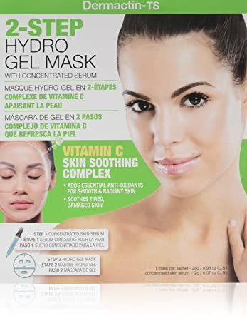 Dermactin-TS 2-step Hydro Gel Mask Vitamin C