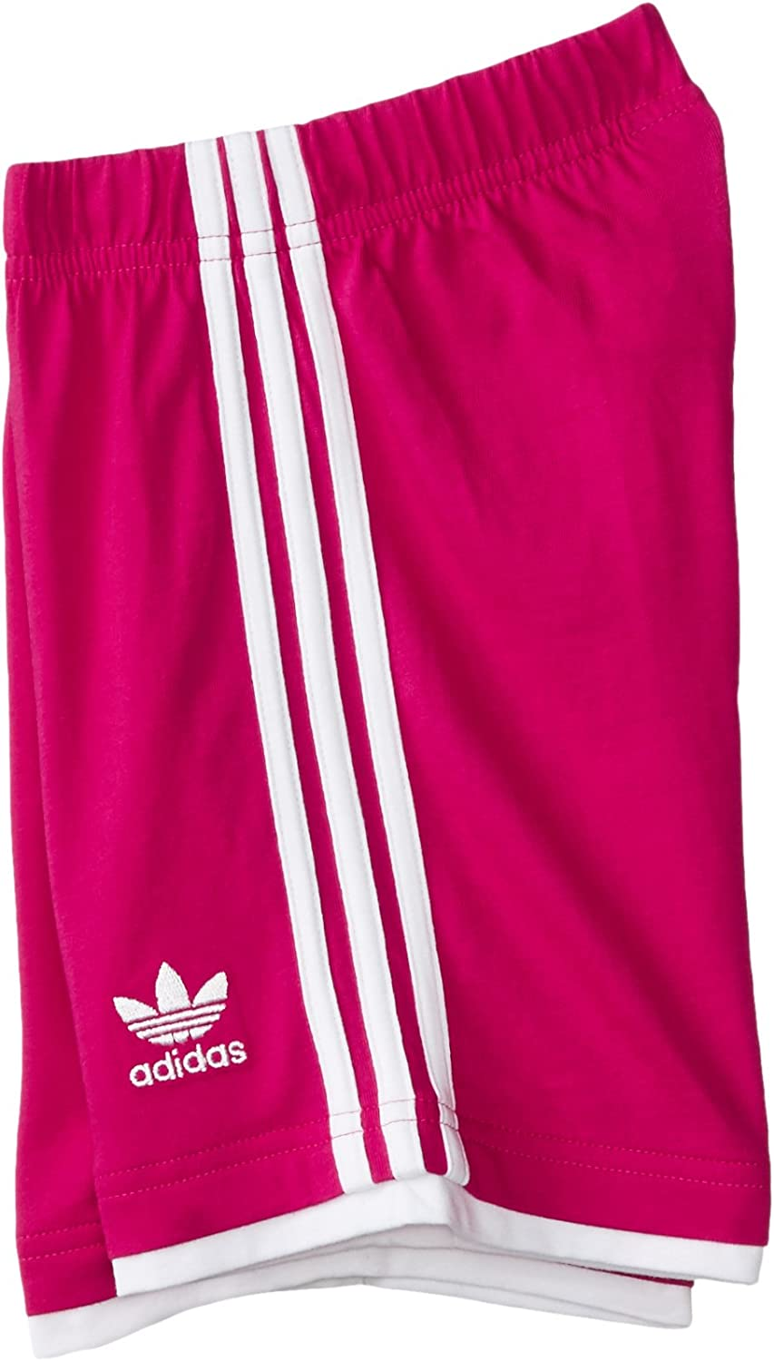 adidas Originals Trefoil Tee and Shorts Set