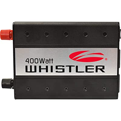 Whistler XP400i-a Power Inverter: 400 Watt Continuous/800 Watt Peak Power: Automotive