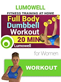 Full Body Dumbbell Workout Women product image