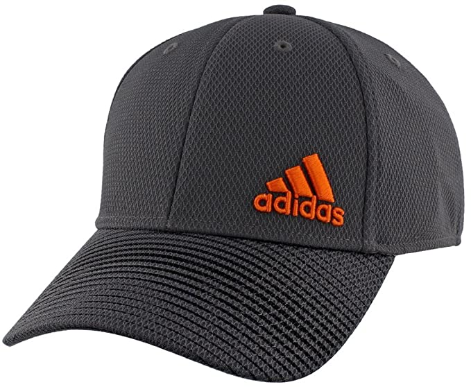 c5d80aaa1fa88 adidas Men's Release Stretch Fit Cap: Amazon.co.uk: Sports & Outdoors