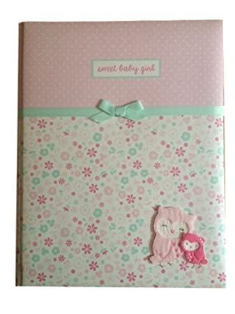 3143b0925 Amazon.com   Child of Mine Carters Baby Girl First Year Memory Book ...