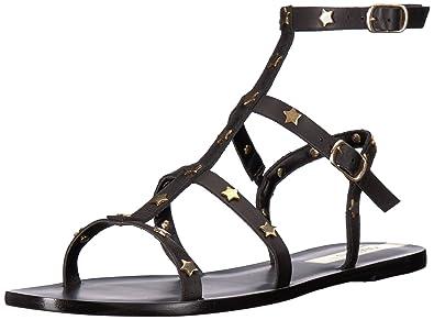 8eadca728 KAANAS Women s Lapa Embellished Gladiator Flat Sandal
