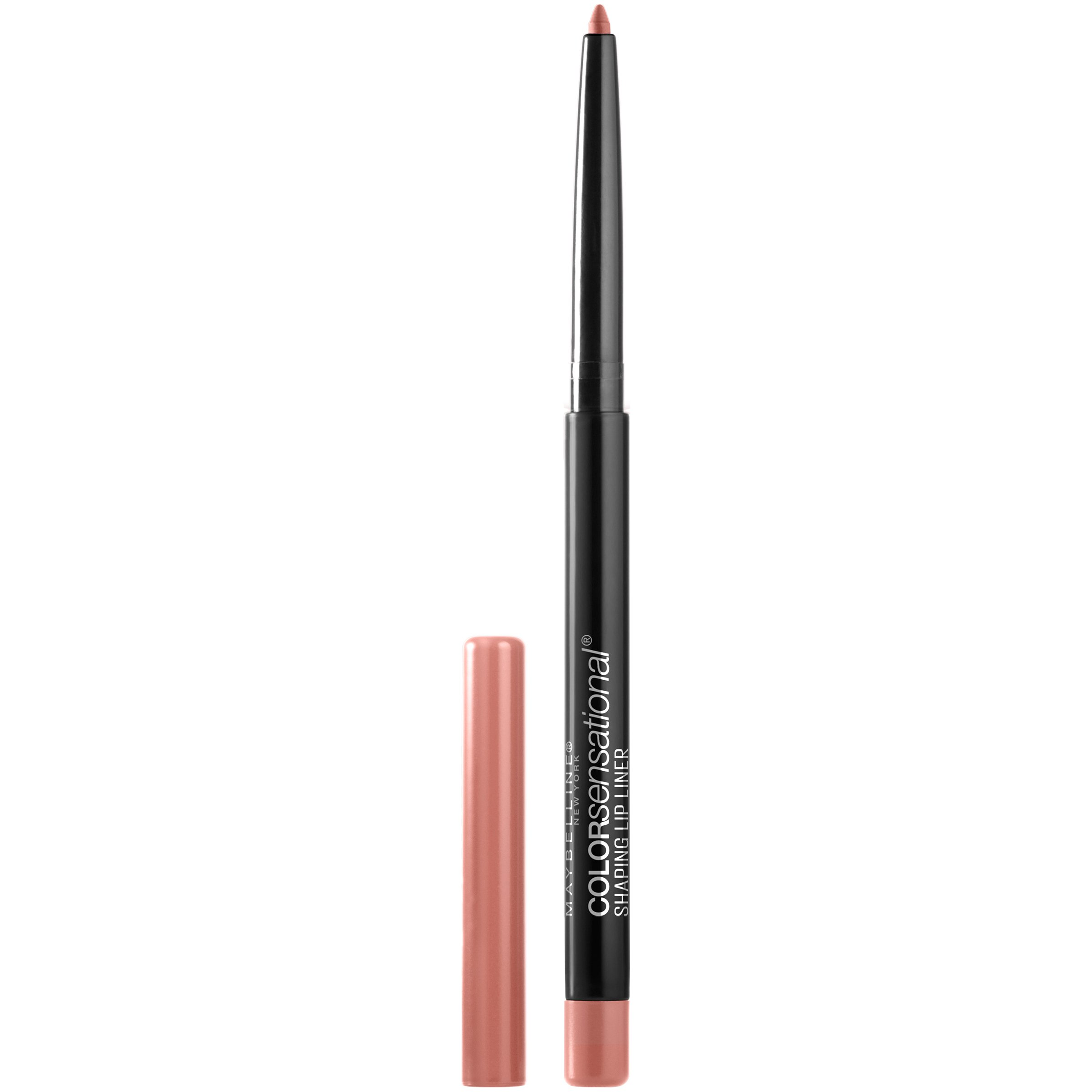 Maybelline New York Color Sensational Shaping Lip Liner Totally Toffee Nude Lip Liner 0.01 oz