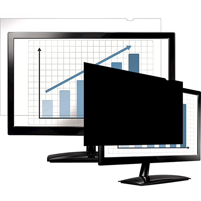 Fellowes PrivaScreen - Filtro de privacidad para monitores de 22