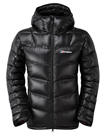 Ramche Berghaus Jacket L Jet Black 0 2 Mens Down 6vgyfbY7