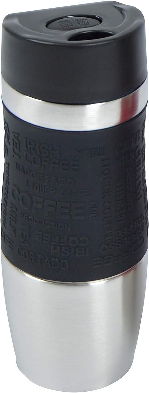 Coperchio di ricambio per tazza di calore Schramm Nero