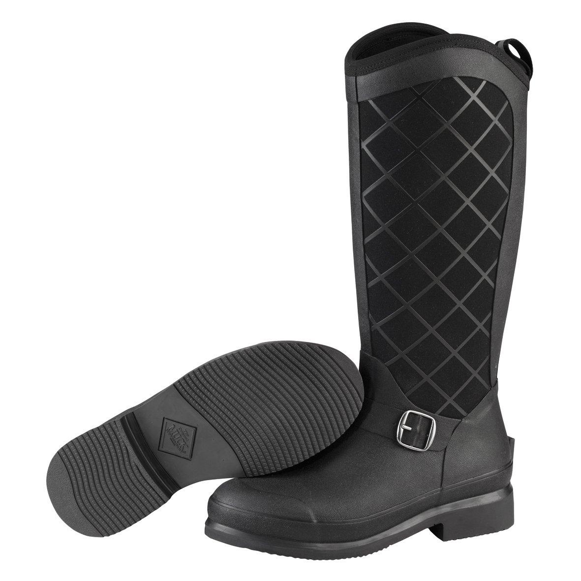 MuckBoots Women's Pacy II Snow Boot,Black,9 M US
