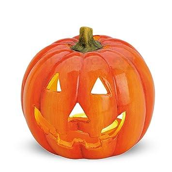 Tolle Herbstdeko Kurbis Windlicht Herbst Dekoration Halloween