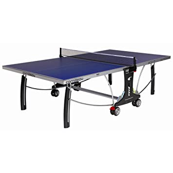 Cornilleau Sport 300 Blue Indoor Rollaway Table Tennis Table No ... 091dd28acd8a