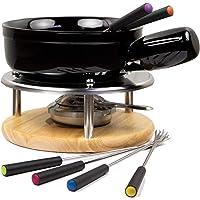 Kitchen Fun 8716618222599 - Juego de fondue (cerámica)