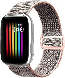Lesampo Sport Loop iWatch Bands 40mm 44mm Compatible with Apple Watch 38mm 42mm Series 6 5 4 3 2 1