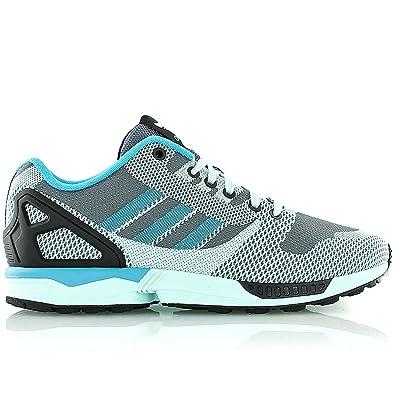 adidas Zx Flux Weave, Onix/Frost Mint/Black, Größe 43 1/3 ...