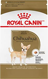 Royal Canin Chihuahua Adult Breed Specific Dry Dog Food, 10 Pounds. Bag