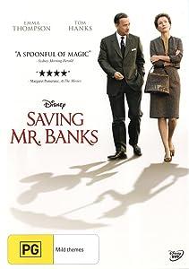 Saving Mr Banks | NON-USA Format | PAL | Region 4 Import - Australia