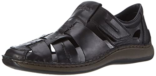 Mens 05276 Loafers, Crema Extra Weit, 7.5 UK Rieker
