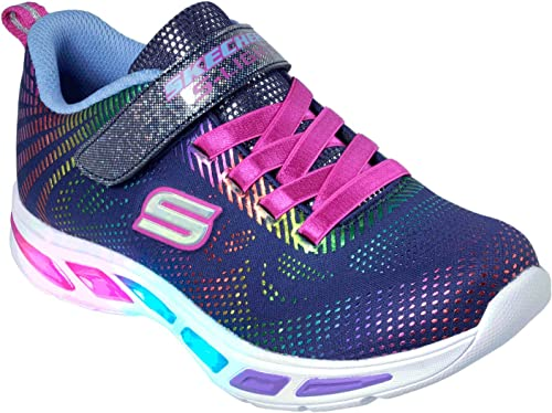 Skechers Fashion Pleasant NavyMulti Sneaker Play Girls