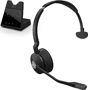 Jabra Engage 65 Mono Wireless Professional UC Headset