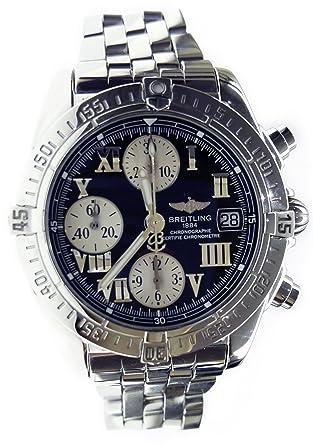 Armbanduhr breitling  Breitling Cockpit Pilot a1357 C2b Herren Uhr: Amazon.de: Uhren