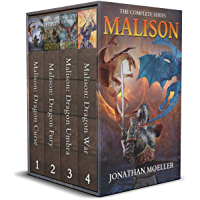 Malison: The Complete Series (English Edition)