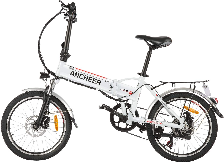impact wrench torque setting: ANCHEER 20'' Folding Electric Bike