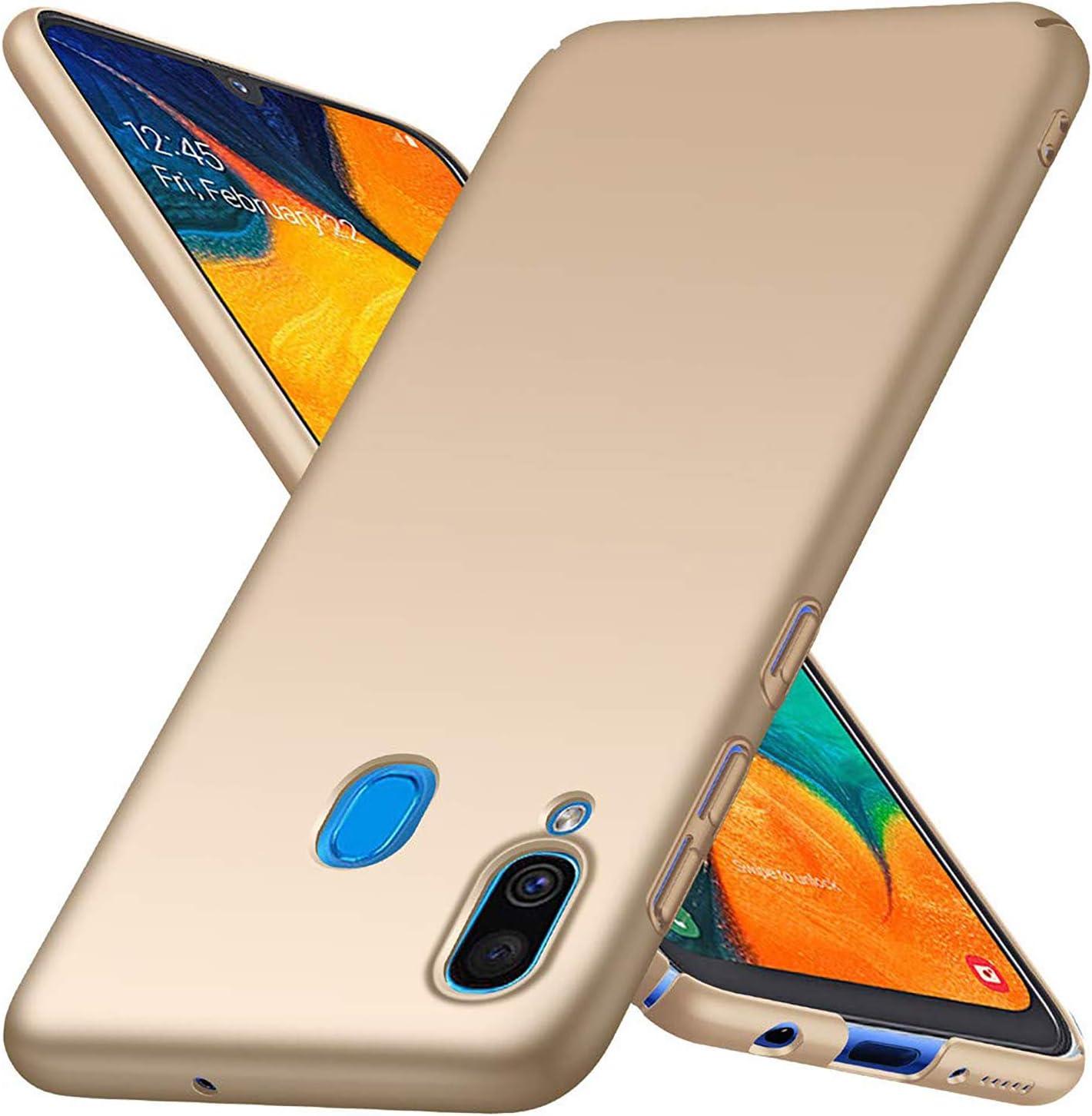 AOBOK para Samsung Galaxy A20E Funda, Fina de Dura Mate Funda ...