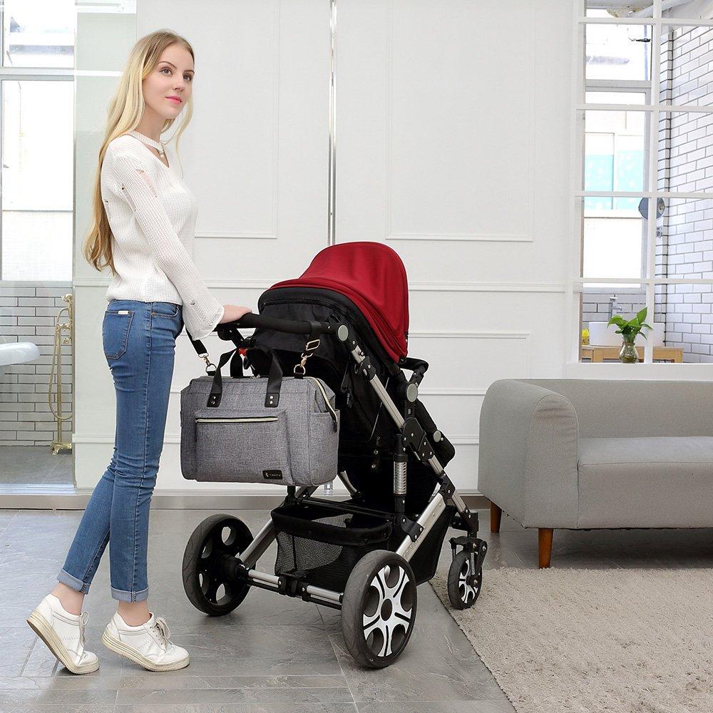 71KokgpE9kL. SL1000  - Los 5 mejores bolsos para carritos de bebé