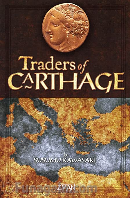 Traders of Carthage Japon Brand 4048 ZMG 4048