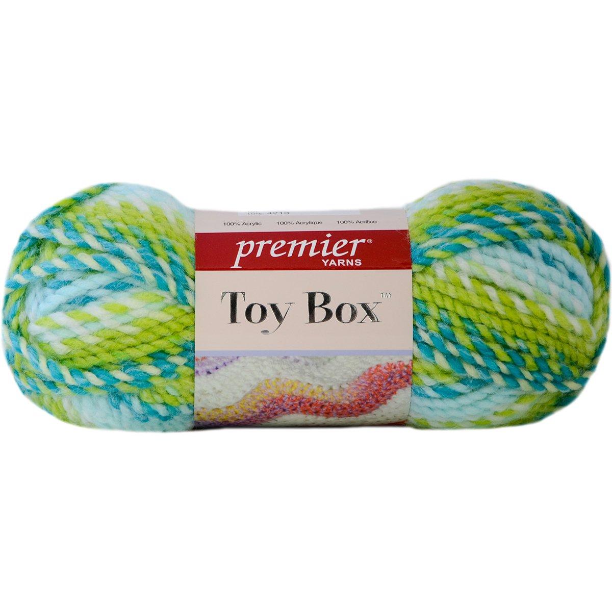 Premier Yarns 1056-04 Hula Hoop -Toy Box Yarn B072FJZC7T