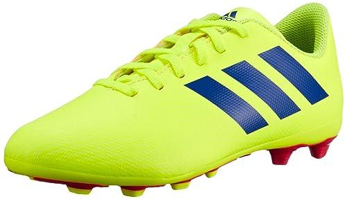 adidas Nemeziz 18.4 FxG J, Botas de fútbol Unisex Niños: Amazon.es: Zapatos y complementos