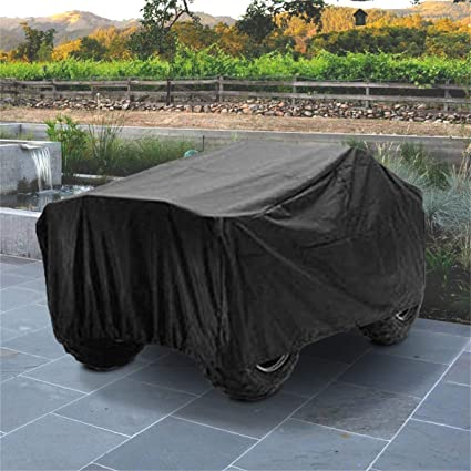 Amazon.es: Universal Impermeable 190 T Poliéster ATV Cubierta ...