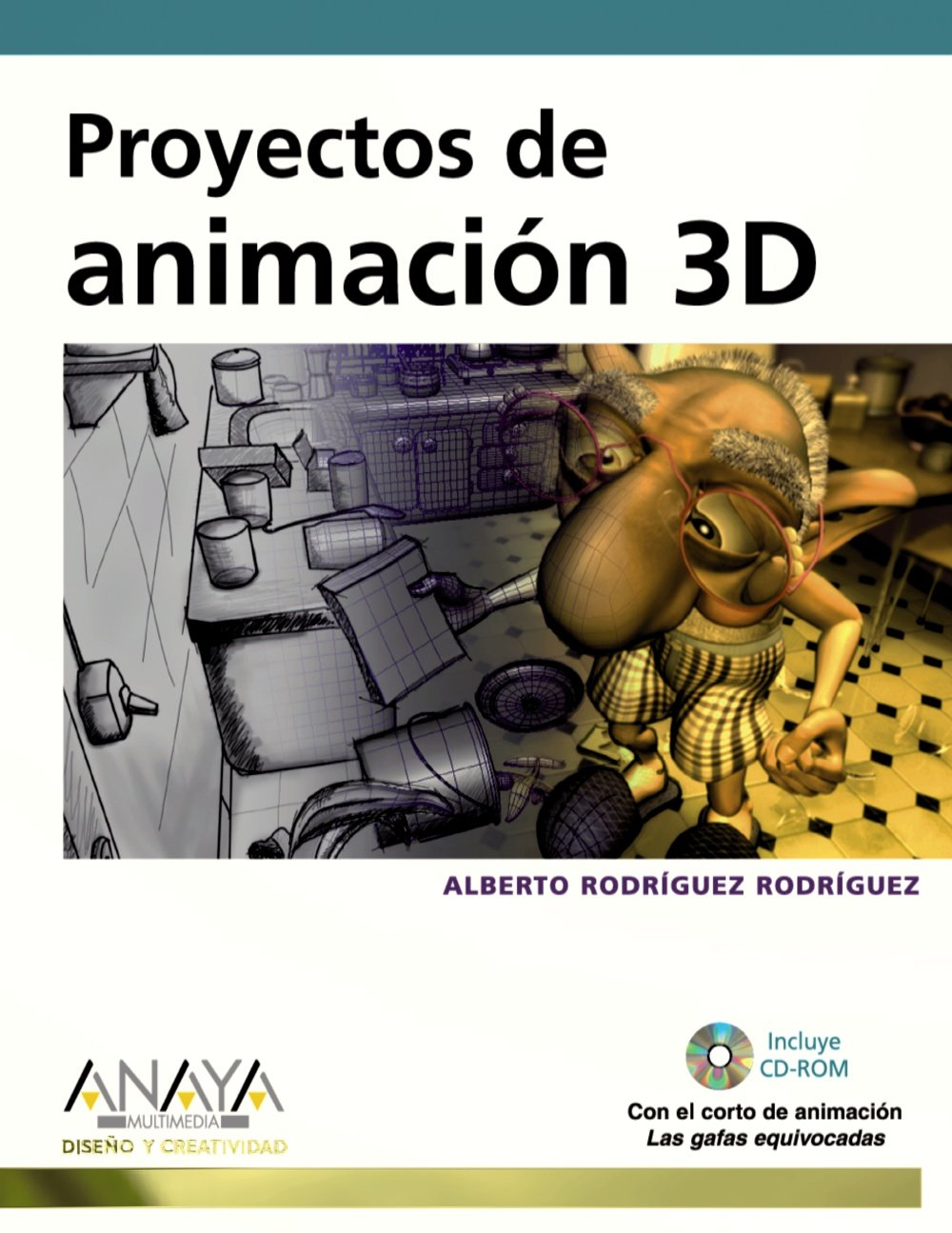 Proyectos de animacion 3D / 3D Animation Projects (Spanish Edition) pdf