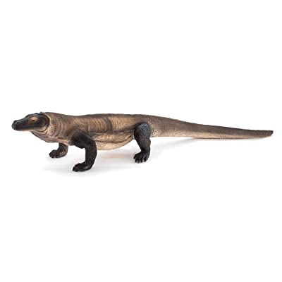 MOJO Komodo Dragon Toy Figure: Toys & Games [5Bkhe1405130]