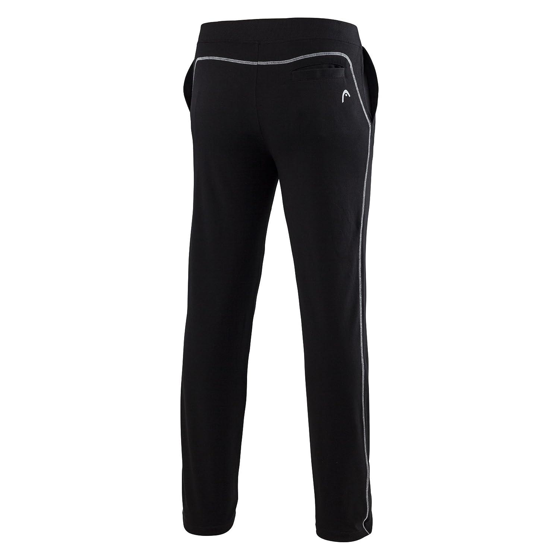 HEAD Axel Pant Knitted Herren Lange Sporthose Fitnesshose 811415-BK Black
