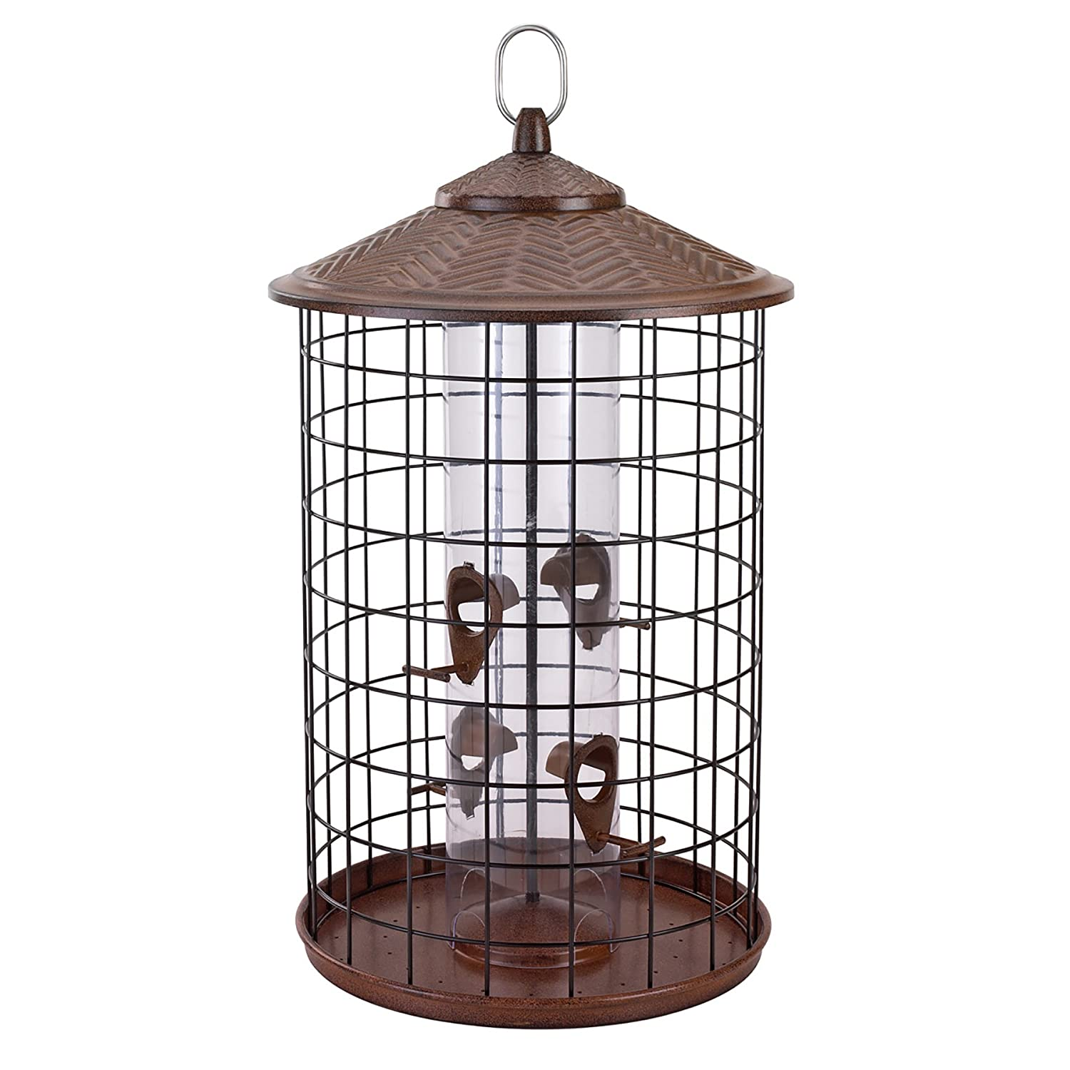 and watch plus brome bird squirrel youtube proof feeder buster