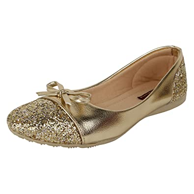 pay with paypal for sale Authentic Vogue Gold Ballerinas discount low price fee shipping outlet locations cheap online collections sale online r0Vos83J