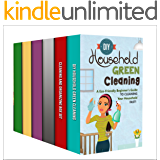 7 Day Cleaning And Organizing: Box Set : A Complete Beginner's Guidebooks To Organizing Properly Indoors