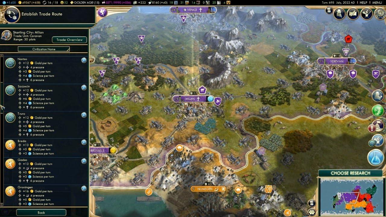 Amazoncom Sid Meiers Civilization V The Complete Edition