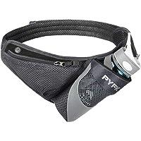 PYFK Running Belt Hydration Waist Pack with Water Bottle Holder for Men Women Waist Pouch Fanny Bag Reflective Fits…