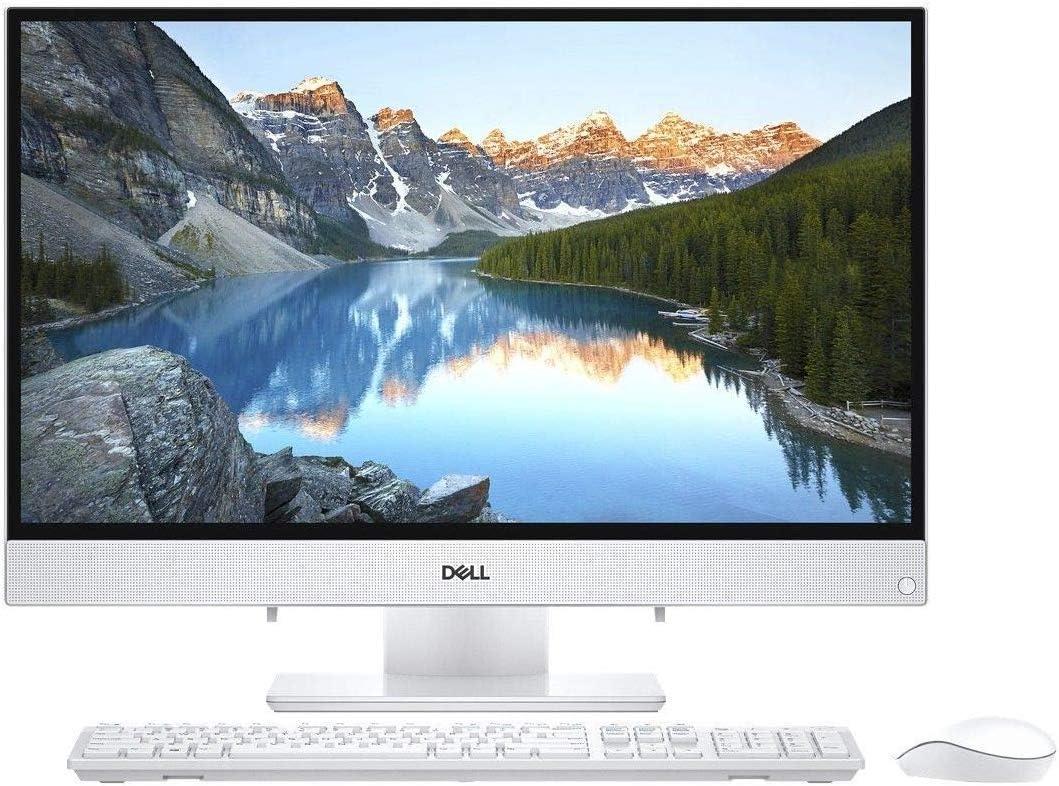 Dell Inspiron 24-3477 All-in-One Computer | Intel Core i5-7200U | 8GB DDR4 + 16GB Optane Memory | 1TB HDD | Windows 10 Home | White (Renewed)