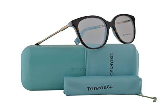 Amazon.com: Tiffany & Co. TF2168 - Gafas de ojo 54-17-140 ...