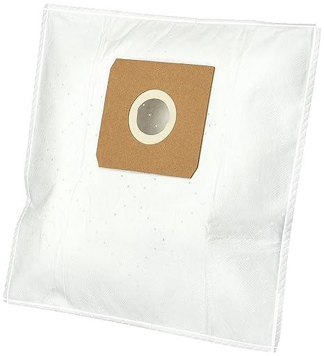 AmazonBasics - Bolsas para aspiradora W31 con control de olor - Pack de 4